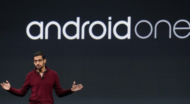 mobile phone Google Android one come in next year