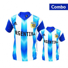 Combo Argentina Jersey ar03