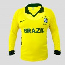 Brasil Jersey Full Sleeve br04