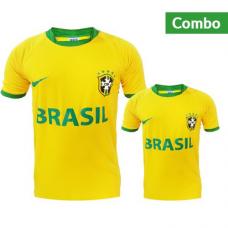 Combo Brasil Jersey br03