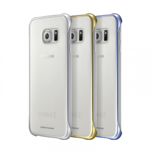 Samsung Clear Cover For  GALAXY S6