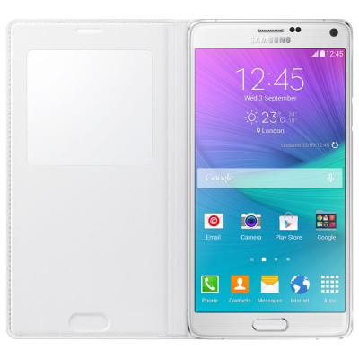 Samsung GALAXY Note 4 S View Flip Cover