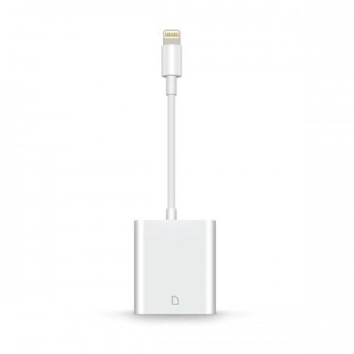 Apple Lightning to SD Card Camera Reader