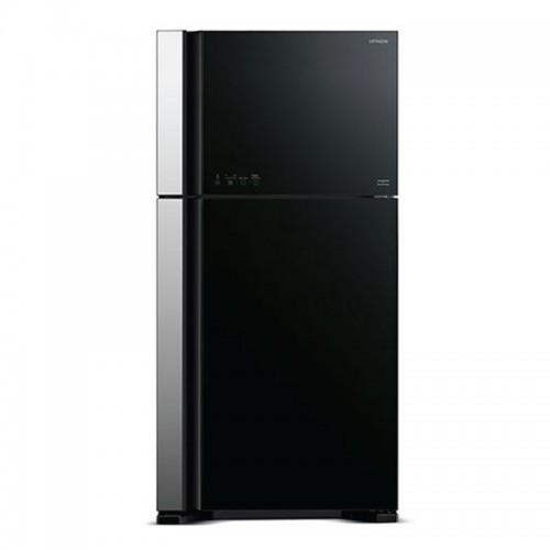 Hitachi Big2 Glass Series Top Freezer