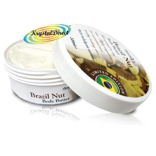 Derma v10 Brazil Body Butter