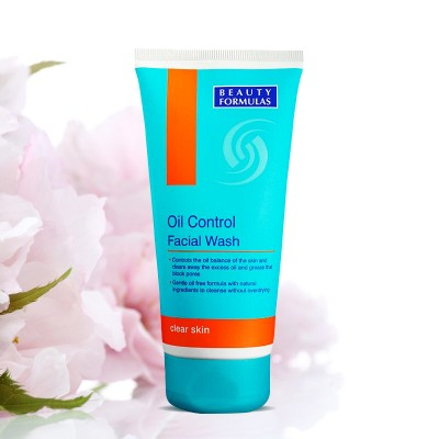 Beauty Formulas Oil Control Face Wash