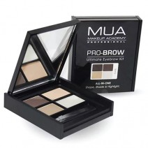 MUA Pro-Brow Ultimate Eyebrow Kit