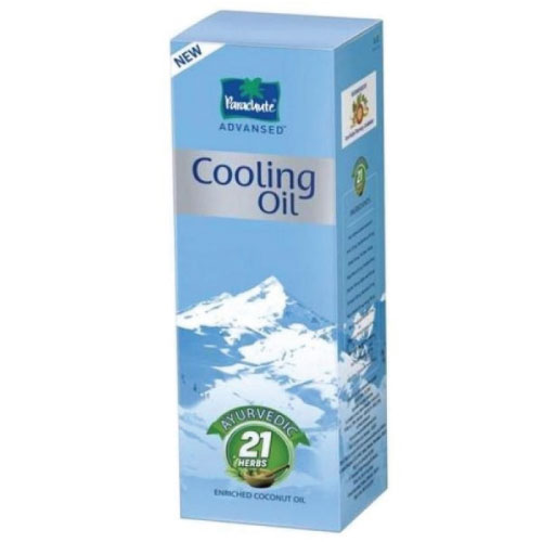 Parachute Advansed Non- Sticky Cooling Hair Oil 100ml
