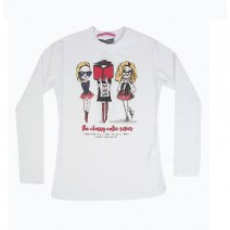Baby Girl Tshirt(6-8years)