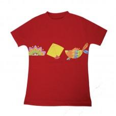 Boy Cotton T-shirt Half Sleeve SER-K01(A)