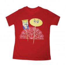 Boy Cotton T-shirt Half Sleeve SER-K01(B)