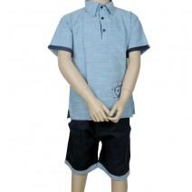 Grameen Check kids Shirt-Pant