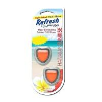 Refresh Your Car Eliminateur D'odeurs Dual Scent