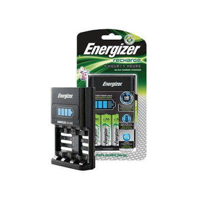 Energizer Rechargeable Battery Chargers