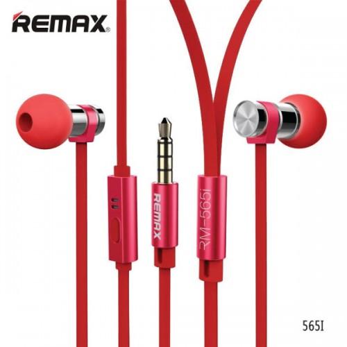 Remax Earphone RM-565I