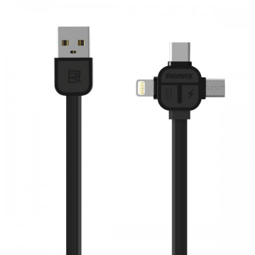 Remax Lesu 3 in 1 cable