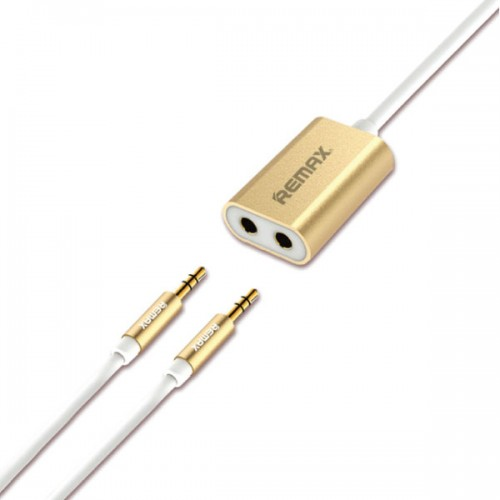 Remax 3.5 Audio Sharing Cable