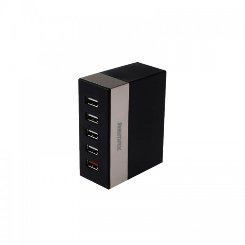 Remax 5 Ports USB Charger (MAX OUTPUT 6.2A)