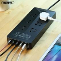 Remax RU-S4 ALIENS 6 PORTS 5 USB CHARGER