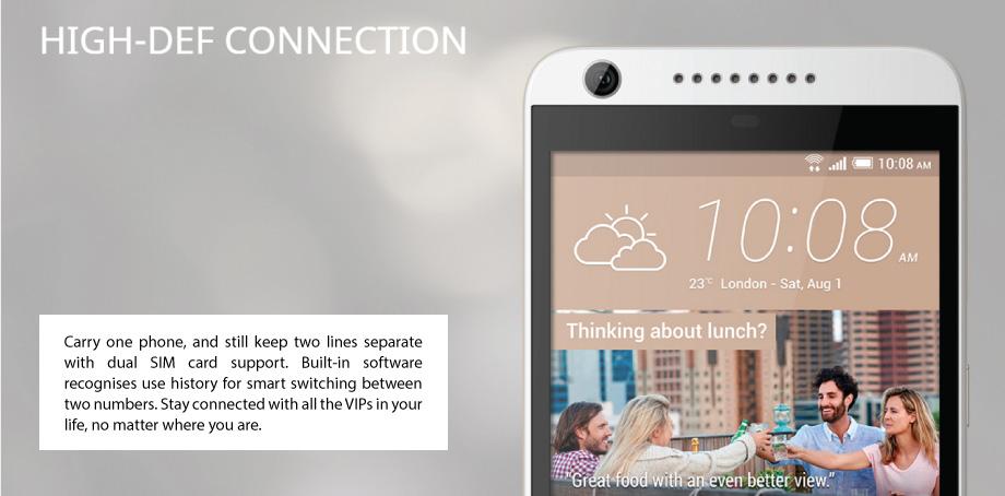 HTC 626 G Plus