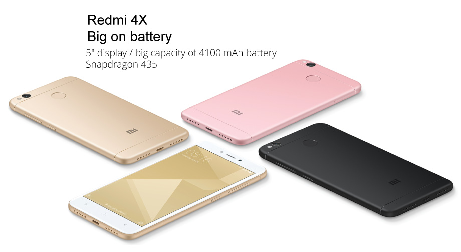Xiaomi Redmi 4x Full Specification And Best Price